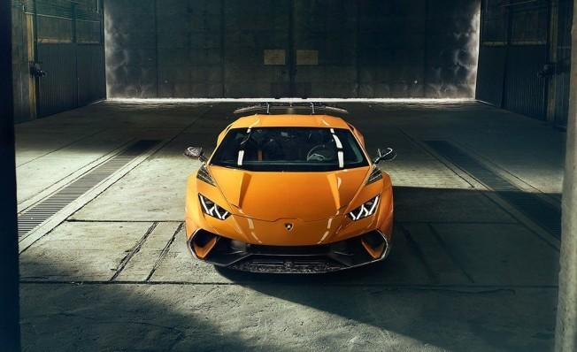Novitec Lamborghini Huracán Performante - frontal