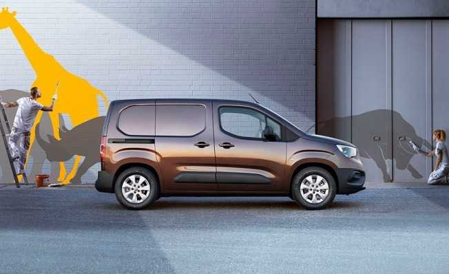 Opel Combo Cargo 2019 - lateral