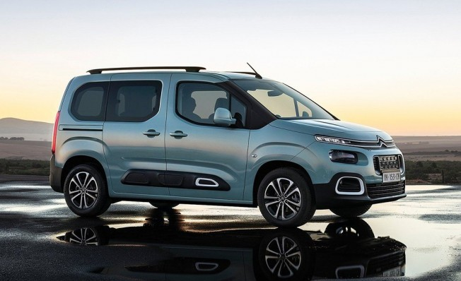 Citroën Berlingo 2018 - lateral