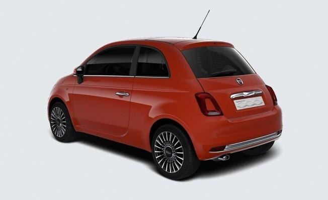 Fiat 500 Special Series - posterior