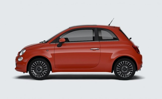 Fiat 500 Special Series - lateral