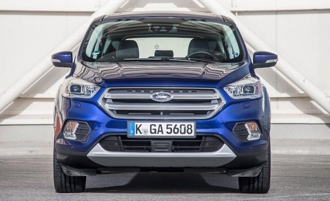 Ford Kuga - frontal