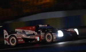 Nakajima consolida con un vueltón la pole del Toyota #8 en Le Mans