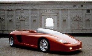 Pininfarina exhibe sus más llamativos prototipos clásicos en Turín 2018
