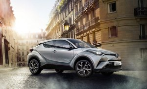 La gama 2019 del Toyota C-HR se pone a la venta en España