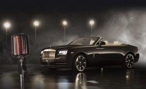 """Rolls-Royce Dawn """"Inspired by Music"""", segunda edición especial de la trilogía que llega al descapotable"""