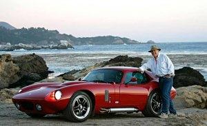 Anunciada la nueva serie Shelby Cobra Daytona Brock Edition
