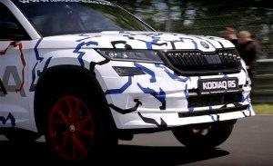 Skoda muestra en vídeo al esperado Kodiaq RS