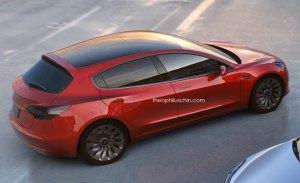 Tesla no descarta un compacto para rivalizar con el Volkswagen Golf
