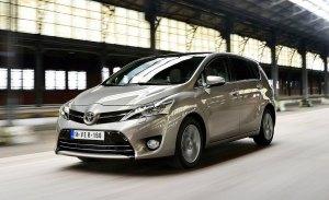 Toyota dice adiós al Verso y finaliza su comercialización en España