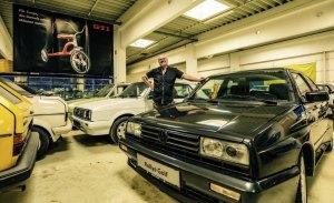 La colección de Volkswagen Golf más grande del mundo