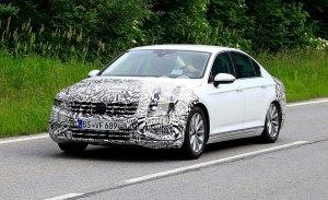 Volkswagen Passat 2019: la berlina alemana sufrirá un lavado de cara