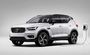 El XC40 será el primer coche 100% eléctrico de Volvo