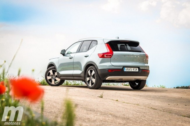 Prueba Volvo XC40 T5, ¿el mejor C-SUV premium? (con vídeo)