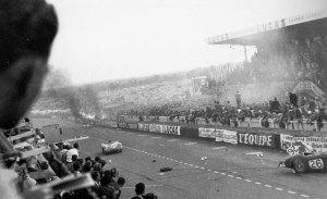 Un cortometraje recrea las trágicas 24 Horas de Le Mans de 1955