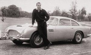 Aparecen las primeras pistas del desaparecido Aston Martin DB5 de 007