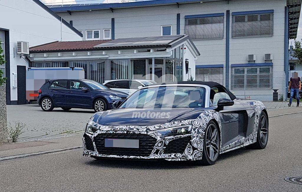 2019 Audi R8 Restyling 31