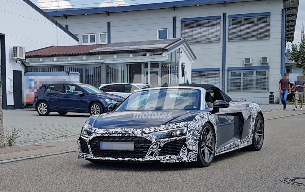 2019 Audi R8 Restyling 32