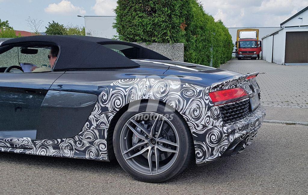 2019 Audi R8 Restyling 33
