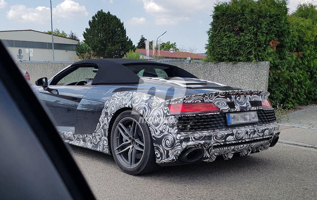 2019 Audi R8 Restyling 34
