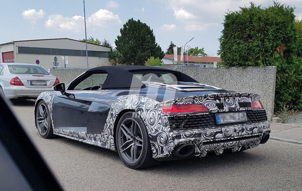 2019 Audi R8 Restyling 35