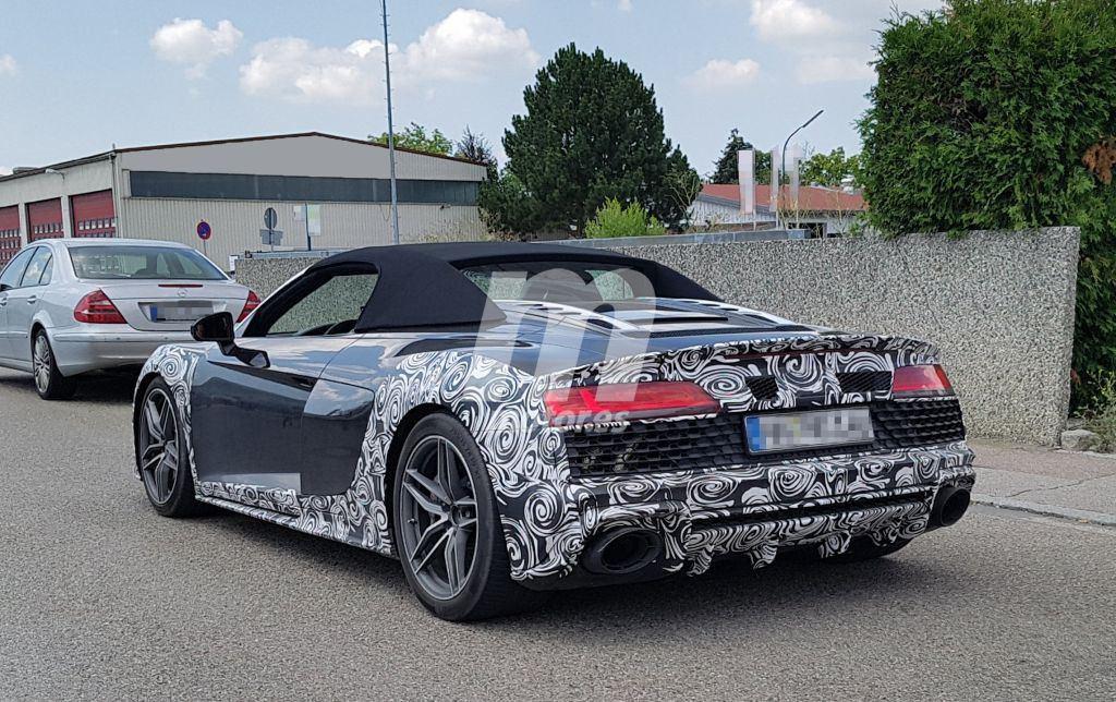 2019 Audi R8 Restyling 36