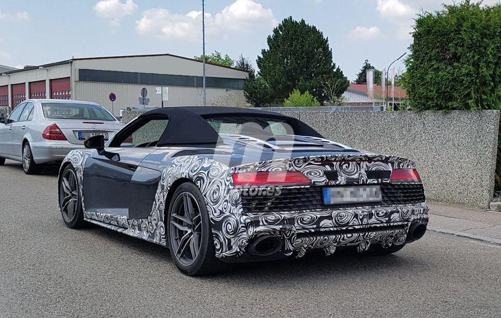 2019 Audi R8 Restyling 37