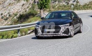 El Audi RS 7 Sportback continúa sus pruebas en el sur de Europa