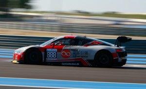'Baile' entre los GT3 inscritos en las 24 Horas de Spa