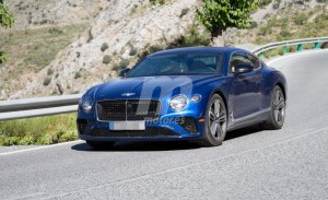 El nuevo Bentley Continental GT se radicalizará con una versión Speed