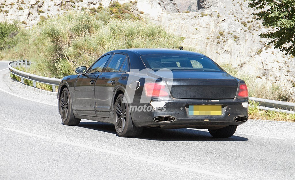 2018 Bentley Continental Flying Spur 73