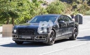 El Bentley Flying Spur Hybrid echa a rodar y ya está siendo desarrollado