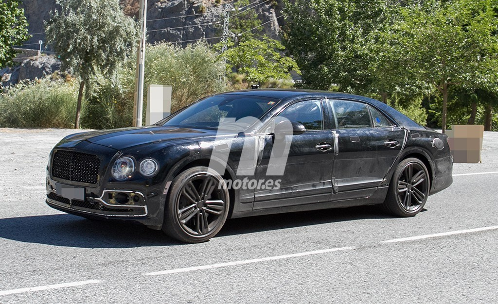 2018 Bentley Continental Flying Spur 66