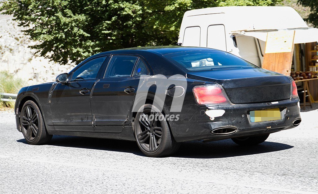 2018 Bentley Continental Flying Spur 71
