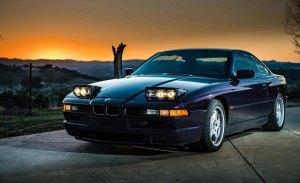 Los precios del BMW Serie 8 clásico explotan de manera incontrolada