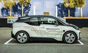 BMW se suma a la plataforma de conducción autónoma Apollo de Baidu