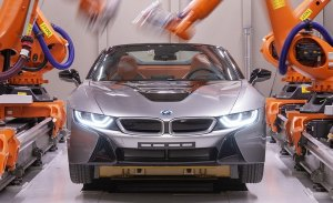 El Grupo BMW ya utiliza los rayos X en la producción de sus automóviles