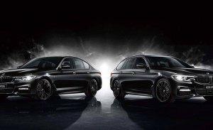 BMW festeja la nueva película de Misión Imposible con un Serie 5 y M5 muy especial
