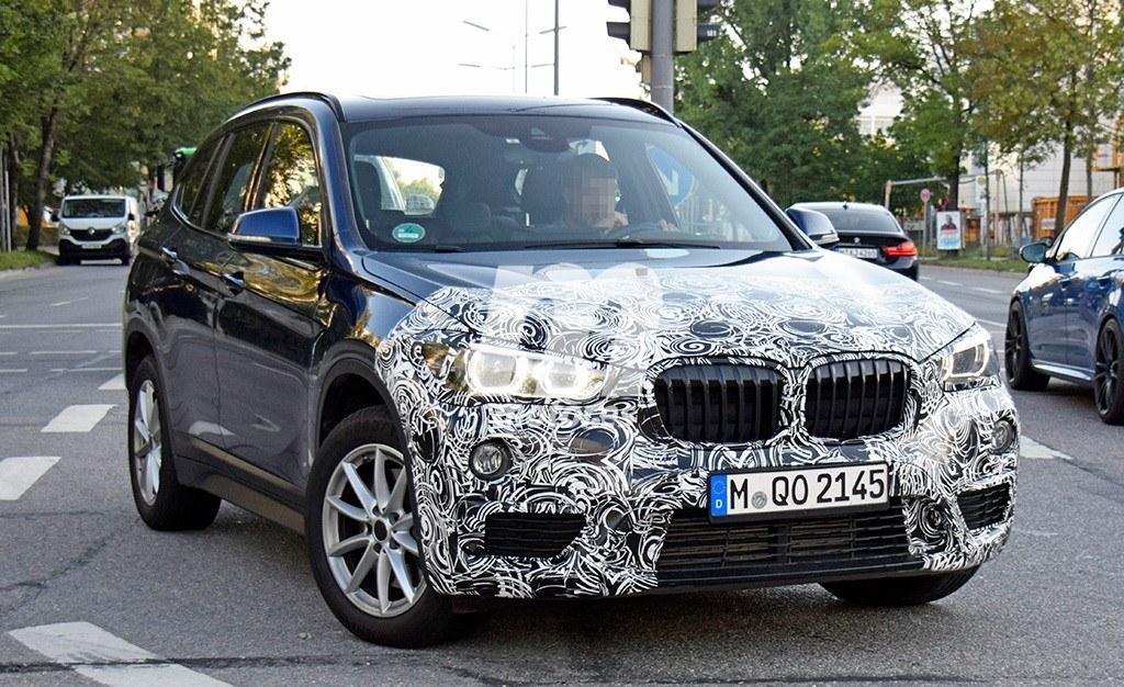 2019 - [BMW] X1 restylé [F48 LCI] Bmw-x1-2019-fotos-espia-201848069_10