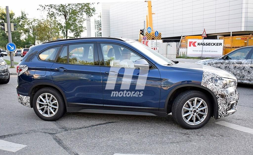 2019 - [BMW] X1 restylé [F48 LCI] Bmw-x1-2019-fotos-espia-201848069_13