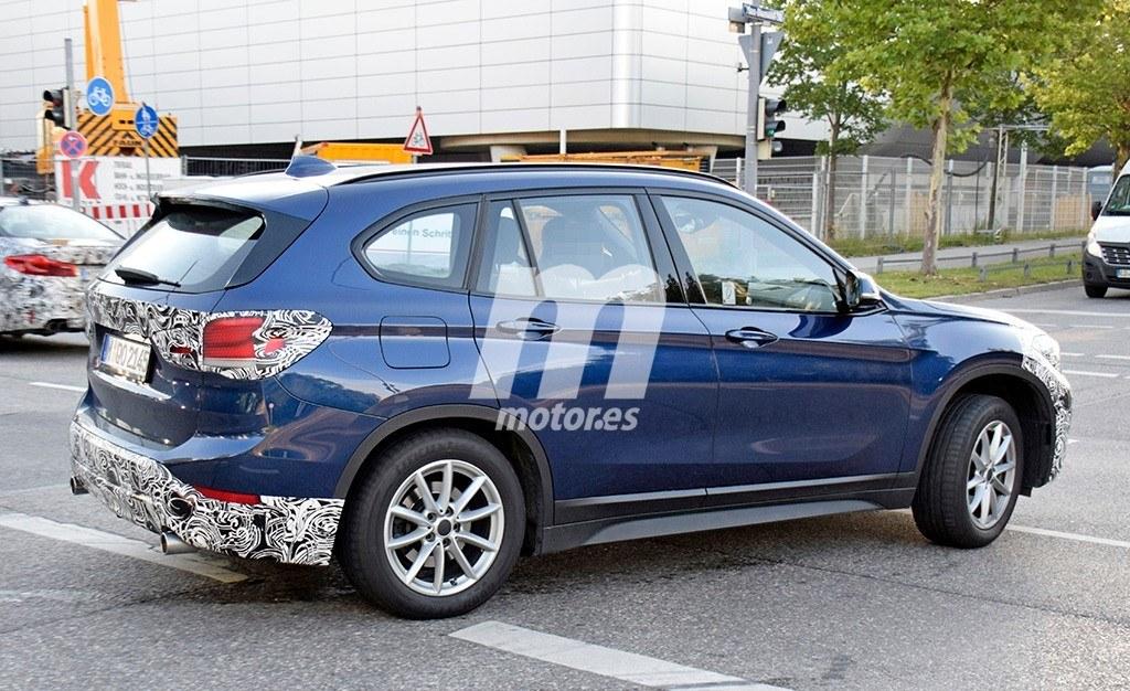 2019 - [BMW] X1 restylé [F48 LCI] Bmw-x1-2019-fotos-espia-201848069_14