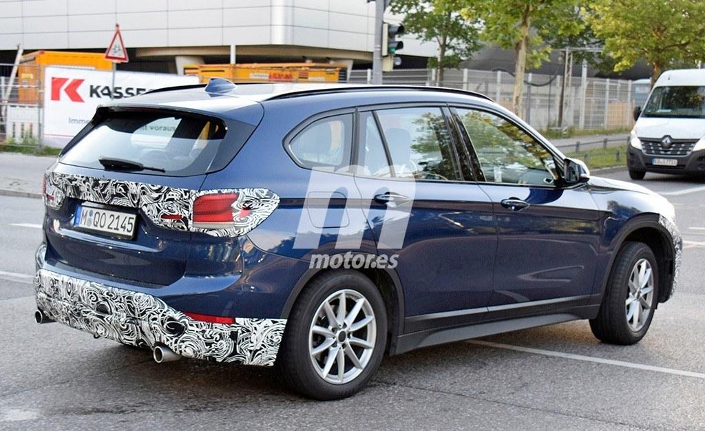 2019 - [BMW] X1 restylé [F48 LCI] Bmw-x1-2019-fotos-espia-201848069_15