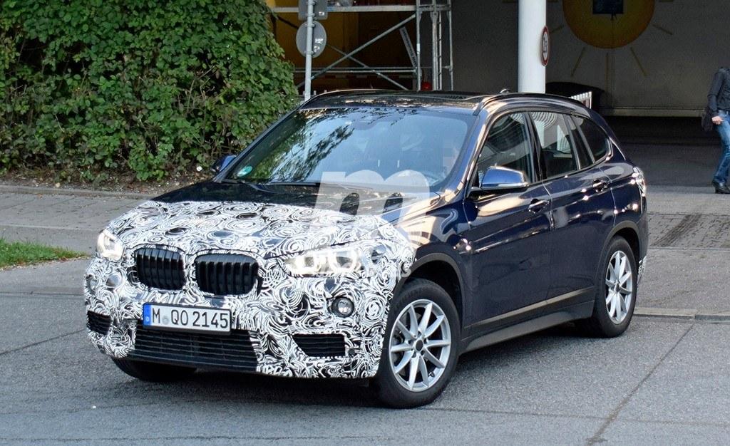 2019 - [BMW] X1 restylé [F48 LCI] Bmw-x1-2019-fotos-espia-201848069_3