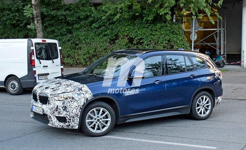 2019 - [BMW] X1 restylé [F48 LCI] Bmw-x1-2019-fotos-espia-201848069_4