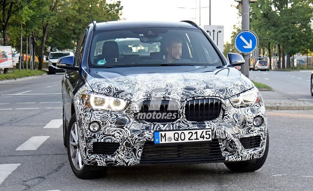 2019 - [BMW] X1 restylé [F48 LCI] Bmw-x1-2019-fotos-espia-201848069_9