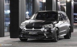 BMW X5 M Avalanche, así se llama la nueva creación de auto-Dynamics