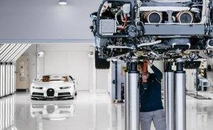 Bugatti Chiron Divo: la nueva edición limitada será presentada en Pebble Beach