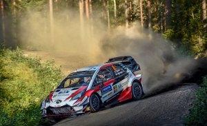 Ott Tänak gana con autoridad el Rally de Finlandia