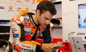 Dani Pedrosa desvelará cuál es su futuro en Sachsenring