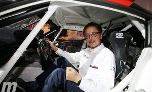Tetsuya Tada nos desvela los secretos del Toyota Supra antes de su presentación